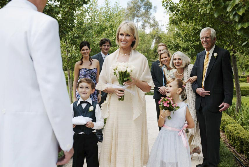 2nd Wedding Etiquette Questions Peggy Post