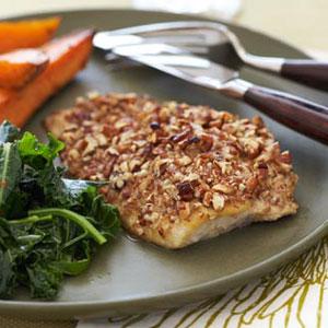 Pecan-Crusted Catfish - Fish Recipes