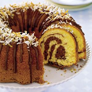 Daffodil Cake Recipe Good Housekeeping
