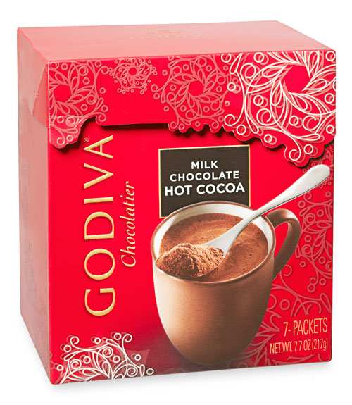 Drink Cocoa Without Milk