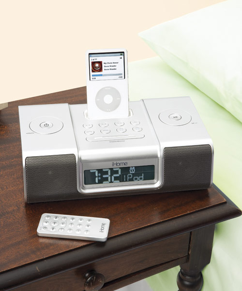 Best Alarm Clocks IPod Dock Budget Alarm Clock - Best alarm clocks