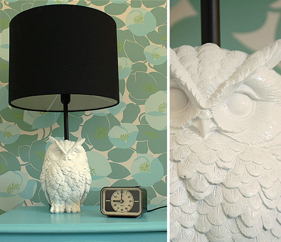 light an owl - Diy Decor