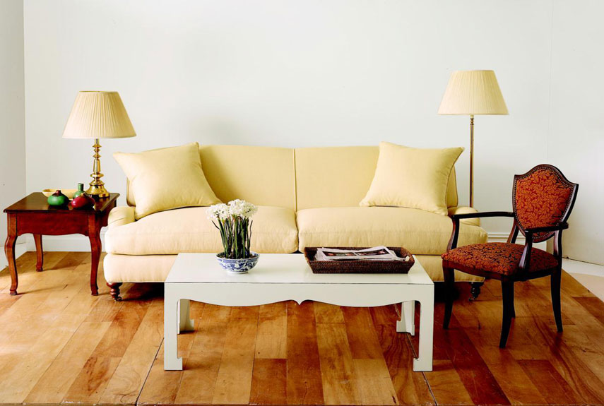 Fast Living Room Fix-Up - Spruce Up Your Sofa