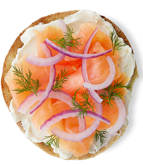 Bagel topping ideas recipes for bagel toppings