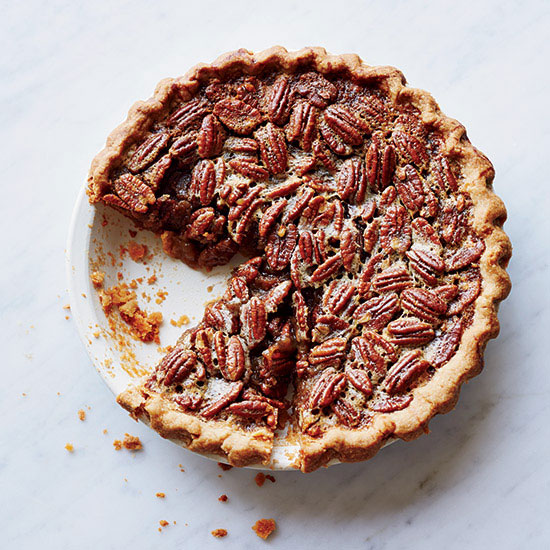 Bourbon-Pecan Pie recipe