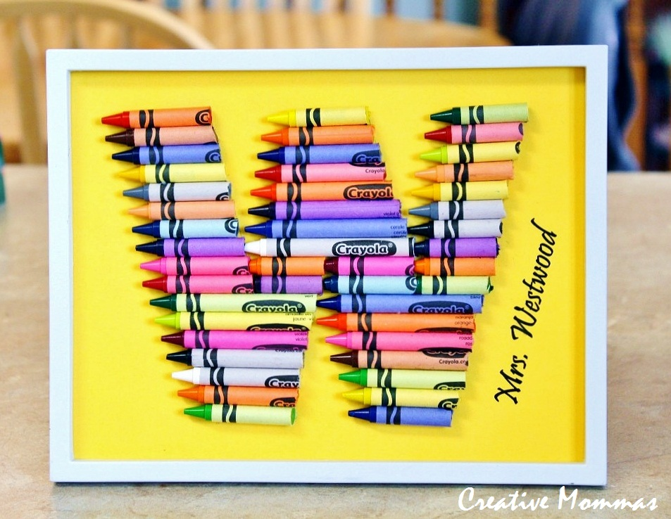 Diy teacher gifts teacher appreciation gifts to the letter negle Choice Image