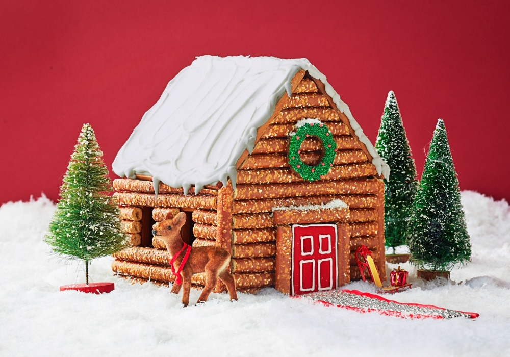 Gingerbread House Ideas How To Decorate A Gingerbread House