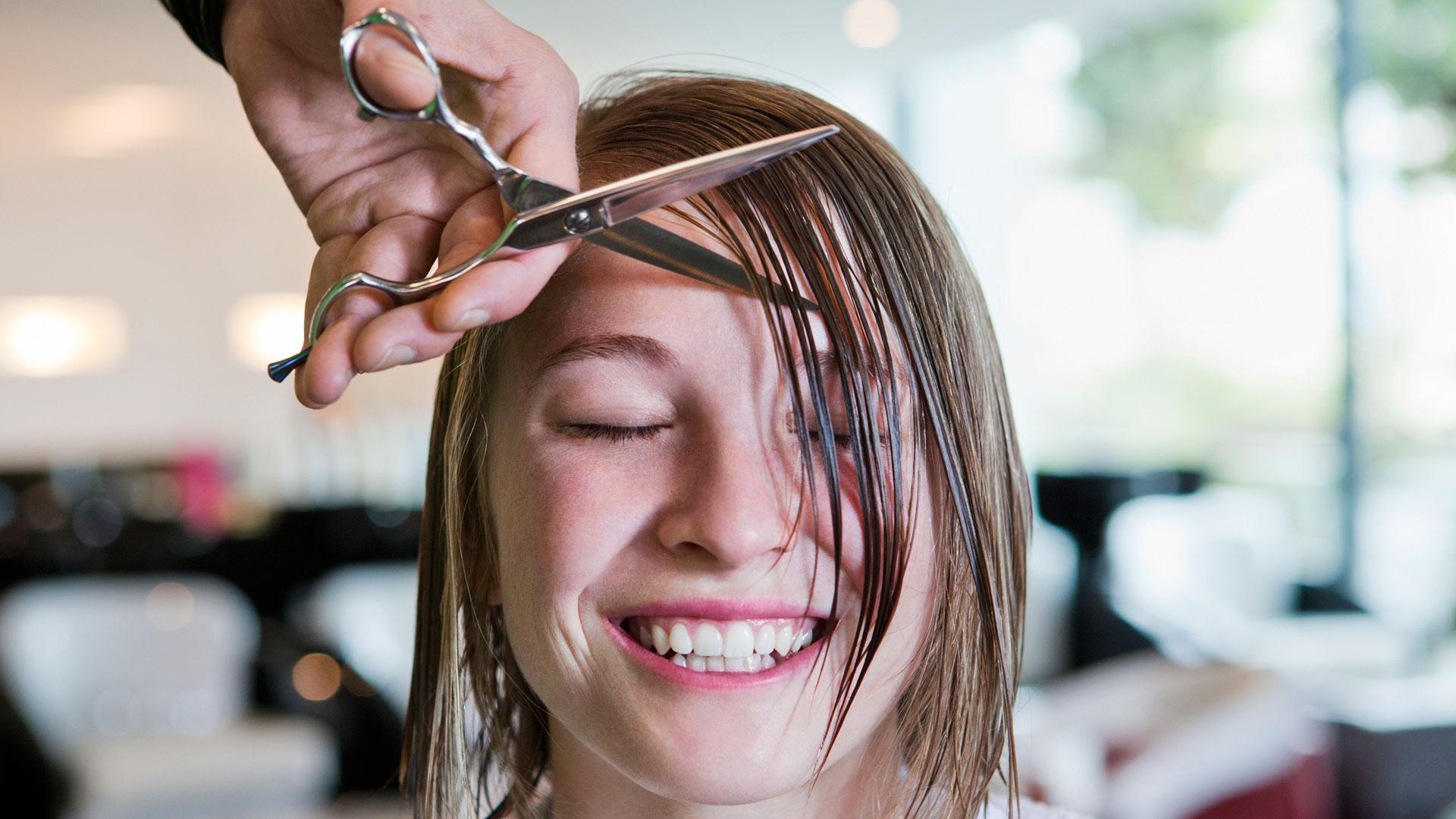 Greasy Hair Style by stevesalt.us