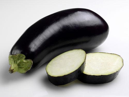 Buying eggplant ask susan