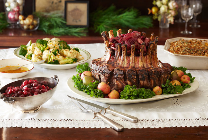 Holiday Dinner Menu Ideas - Holiday Dinner Recipes