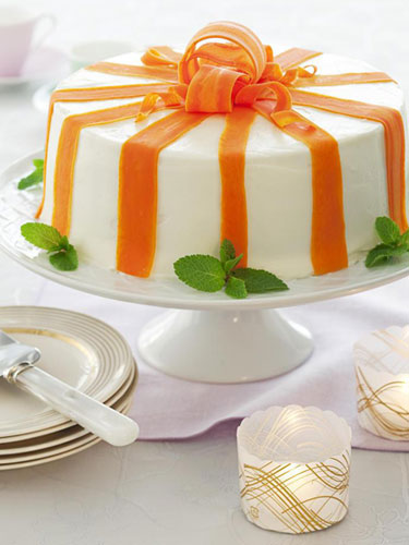 Cm Round Carrot Cake Recipe
