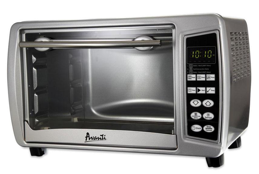 avanti toaster oven