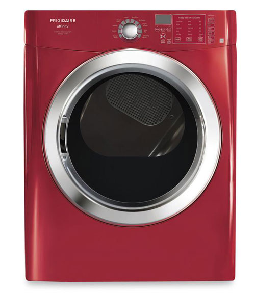 how hot does a clothes dryer get