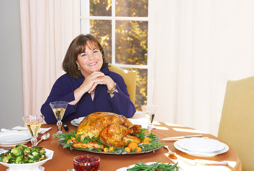 Ina Garten Endearing Ina Garten Thanksgiving Interview  Ina Garten Recipes For Inspiration Design