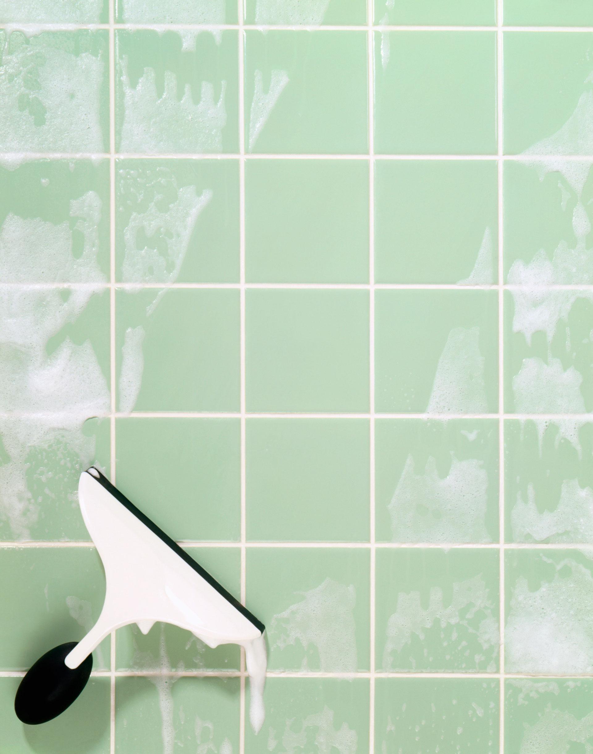 Elegant How To Clean Bathroom Tile Maverick mustangcom
