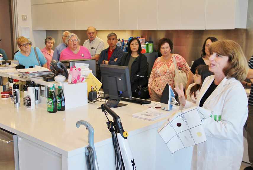 Good Housekeeping Institute Tours