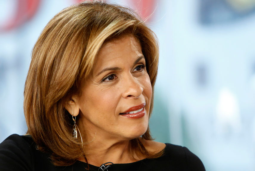 Hoda Kotb S Shocking Moments Hoda Kotb Interview