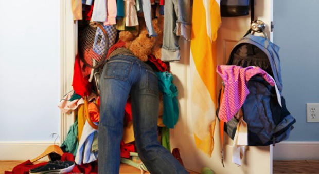 questions to ask as you declutter - spring cleaning tips