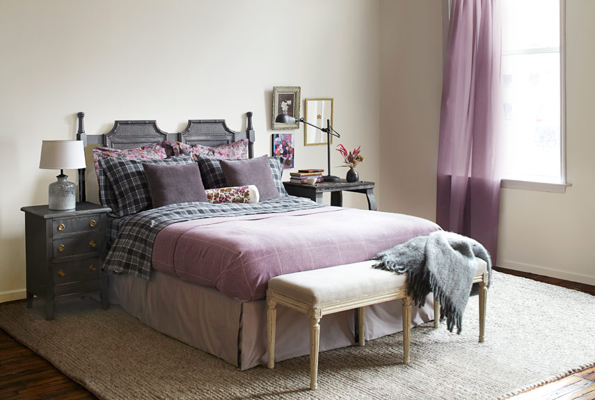 bedroom balanced pattern - Bedroom Styles Ideas