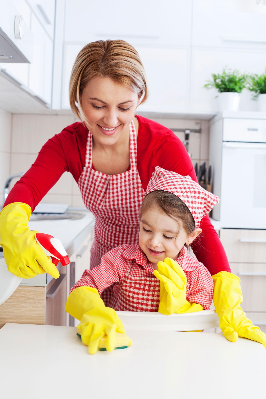 Домашние обязанности ребенка: что должен делать ребенок по 45