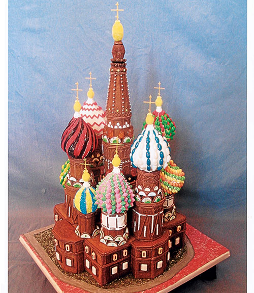 56 Amazing Gingerbread Houses   Pictures Of Gingerbread House Design Ideas