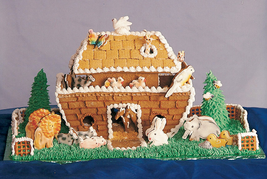 Creative Gingerbread House Designs And Home Design