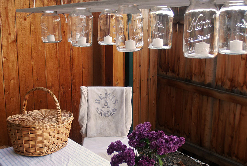 Mason jar crafts diy projects with mason jars for Crafts using mason jars