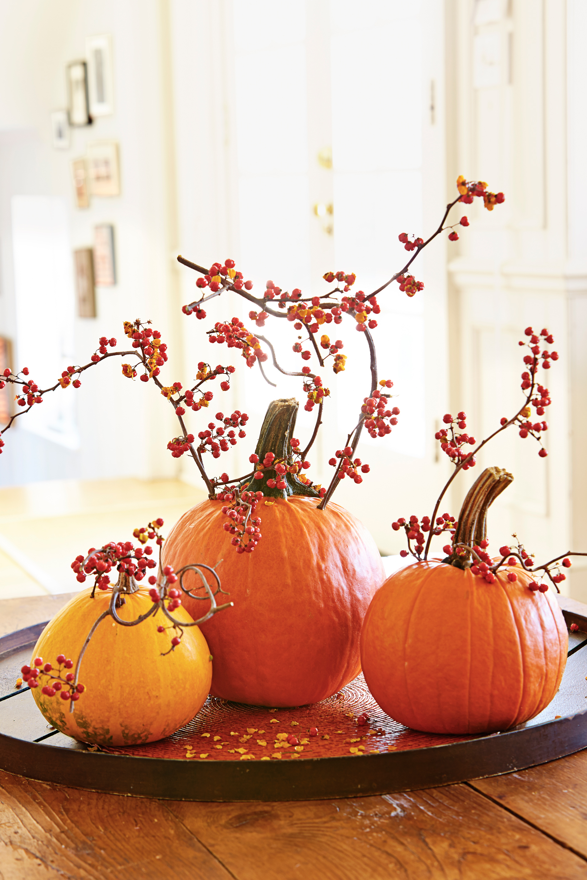 60 pumpkin designs we love for 2017 pumpkin decorating ideas - Decorated Halloween Pumpkins