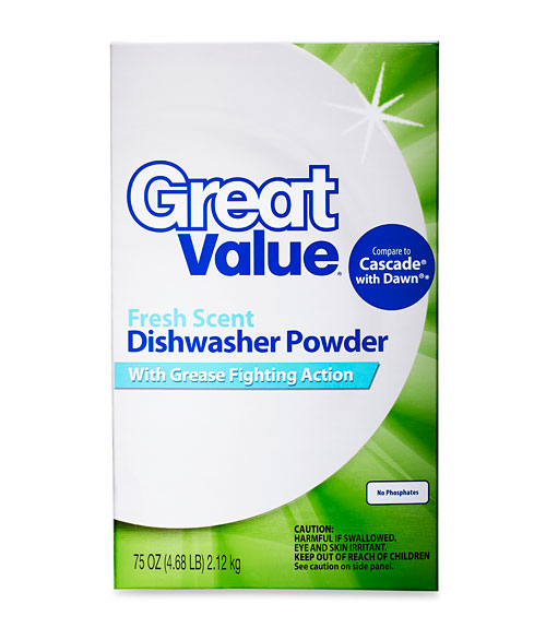 Best Automatic Dishwasher Detergent Best Dishwasher