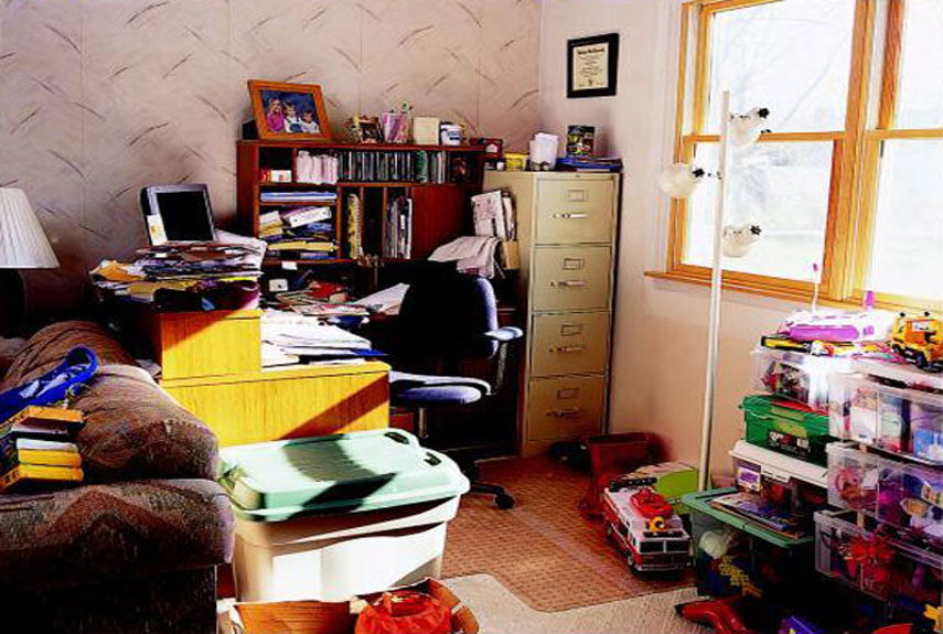 how to organize your life and get rid of clutter