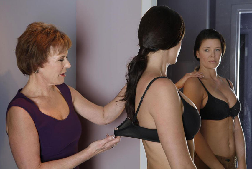 How to Measure Bra Size - Bra Size Fitting