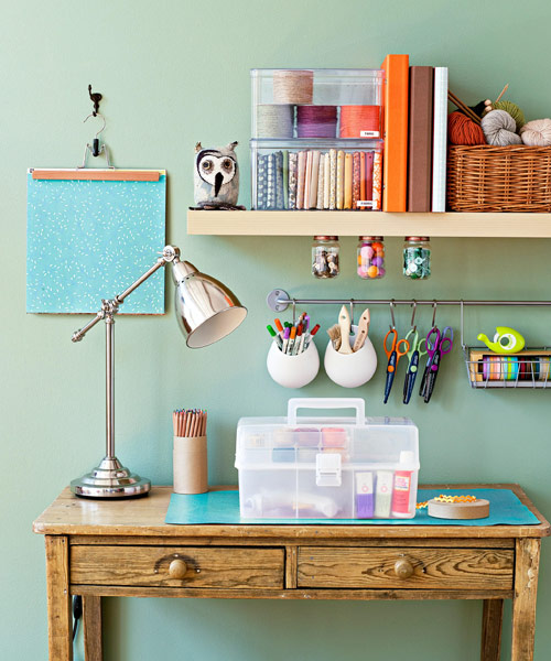 Organizing Craft Room Craft Supplies Storage