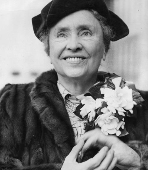 Helen Keller Facts - Interesting Facts About Helen Keller