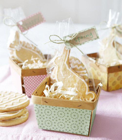 Crafts With Wooden Berry Baskets