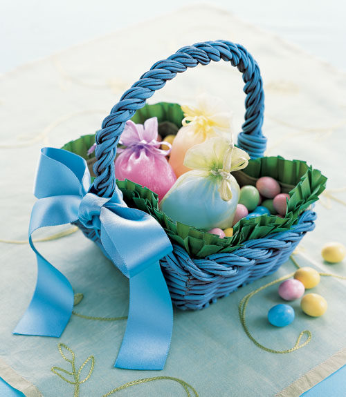38 diy easter basket ideas unique homemade easter baskets good 38 diy easter basket ideas unique homemade easter baskets good housekeeping negle Image collections