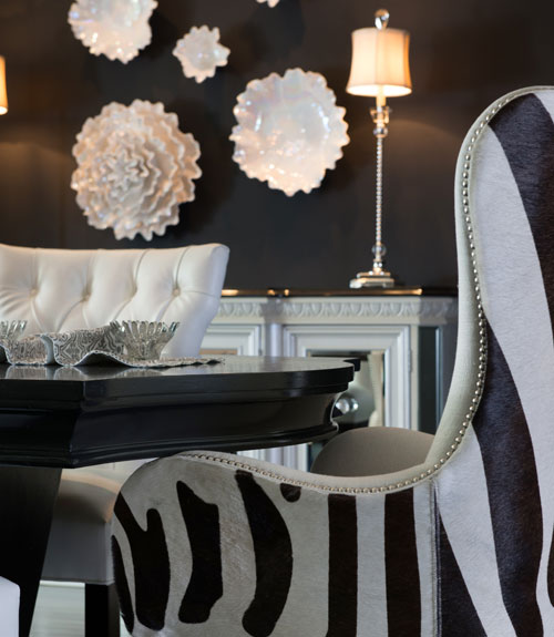 Home Decor Black And White