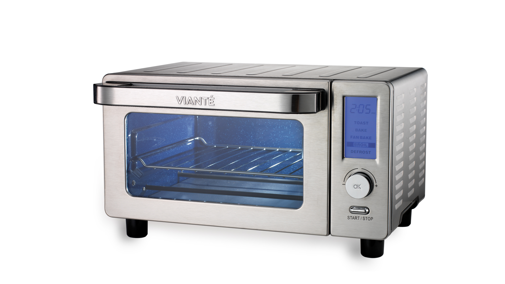 Viante True Blue Convection Toaster Oven Cuc 04e Review