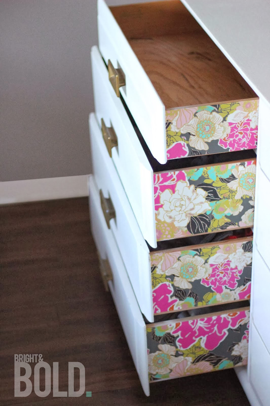 Decorating with wallpaper diy wallpaper crafts 09 photos amipublicfo Choice Image