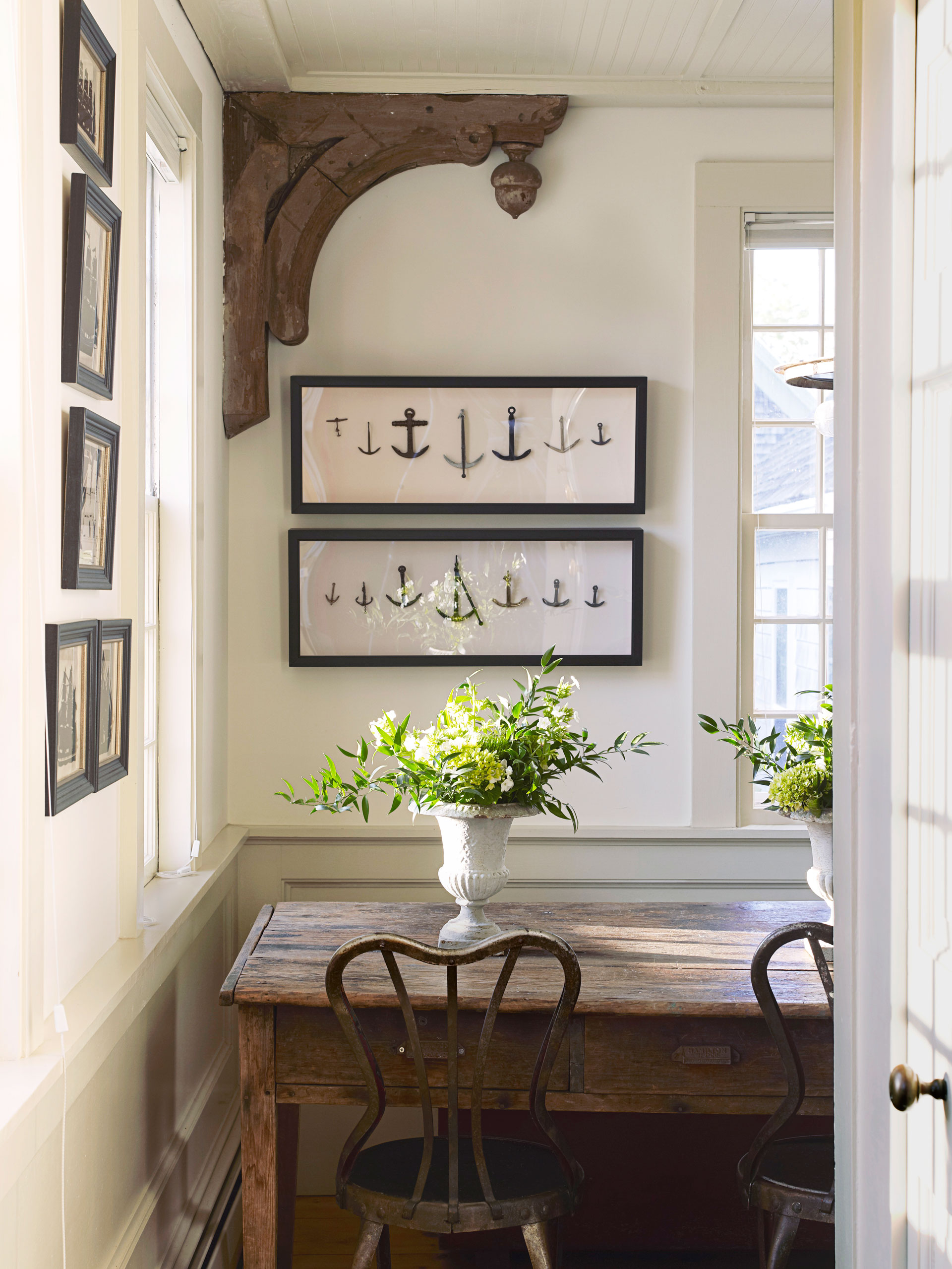 how to hang wall art - how to decorate with art