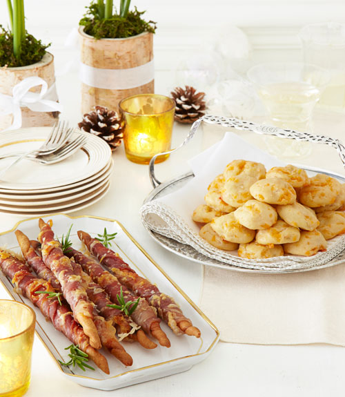 Christmas party food recipes christmas party menu holiday hors douvres forumfinder Gallery