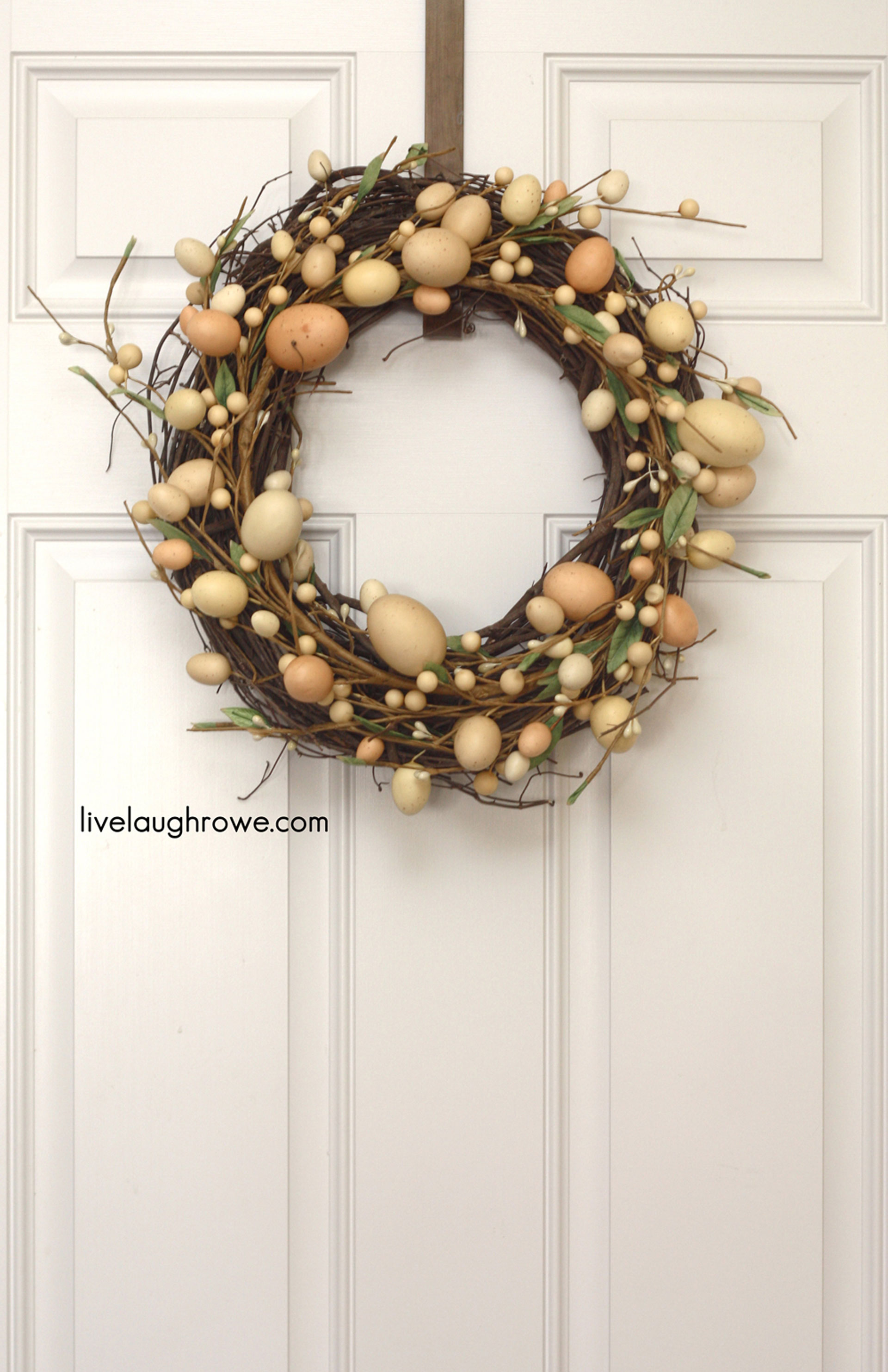 30+ DIY Easter Wreaths - Ideas for Easter Door Decorations to Make