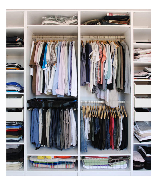 Ideas For Closet Storage closet storage - storage solutions