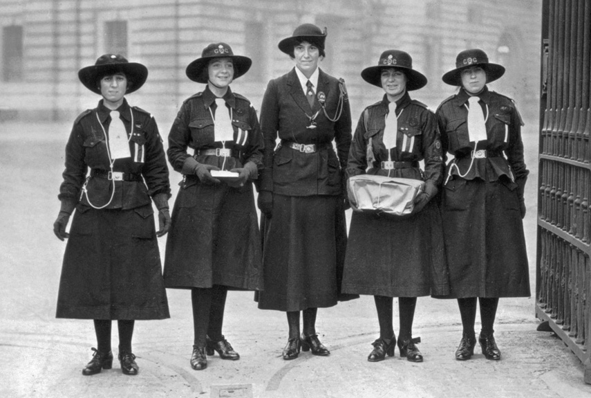 1920s Riots By Year: Girl Scout Uniforms Through The Years