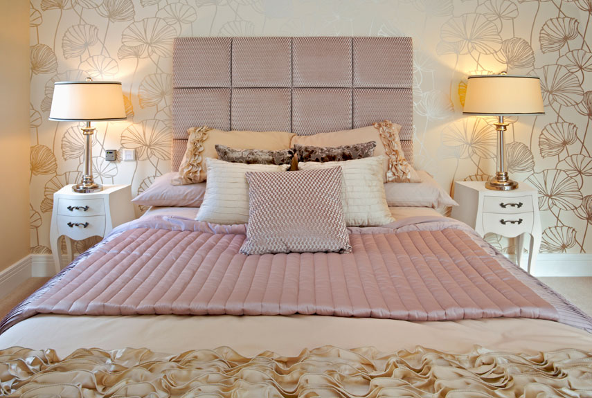 Bedroom Decor Idea Simple 70 Bedroom Decorating Ideas  How To Design A Master Bedroom Review