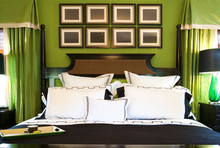 Master Bedroom Designs Green 70+ bedroom decorating ideas - how to design a master bedroom