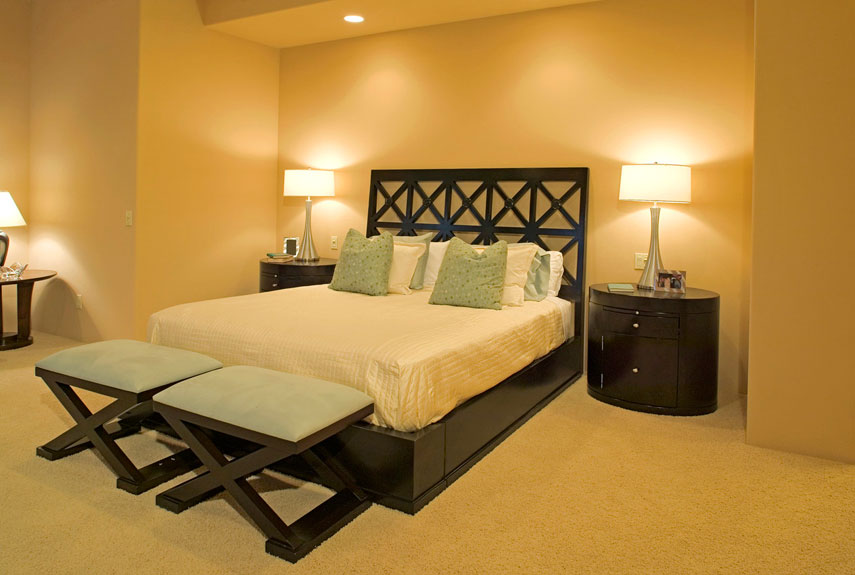 70 bedroom decorating ideas how to design a master bedroom - Master Bedroom Interior Decorating