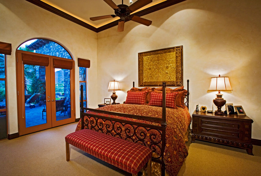 Bedroom Designs Orange And Brown 70+ bedroom decorating ideas - how to design a master bedroom
