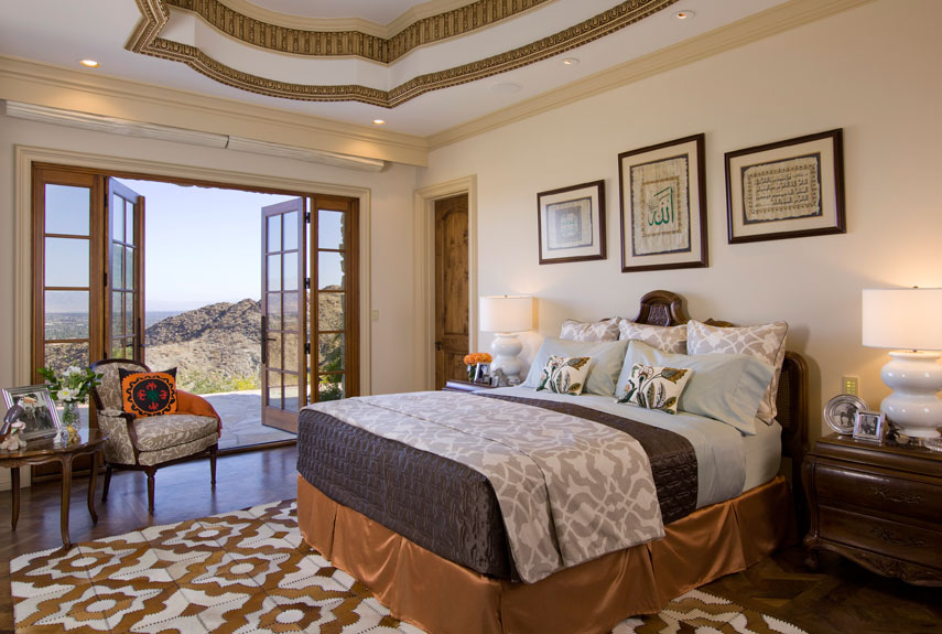 70 bedroom decorating ideas how to design a master bedroom - Room Decorating