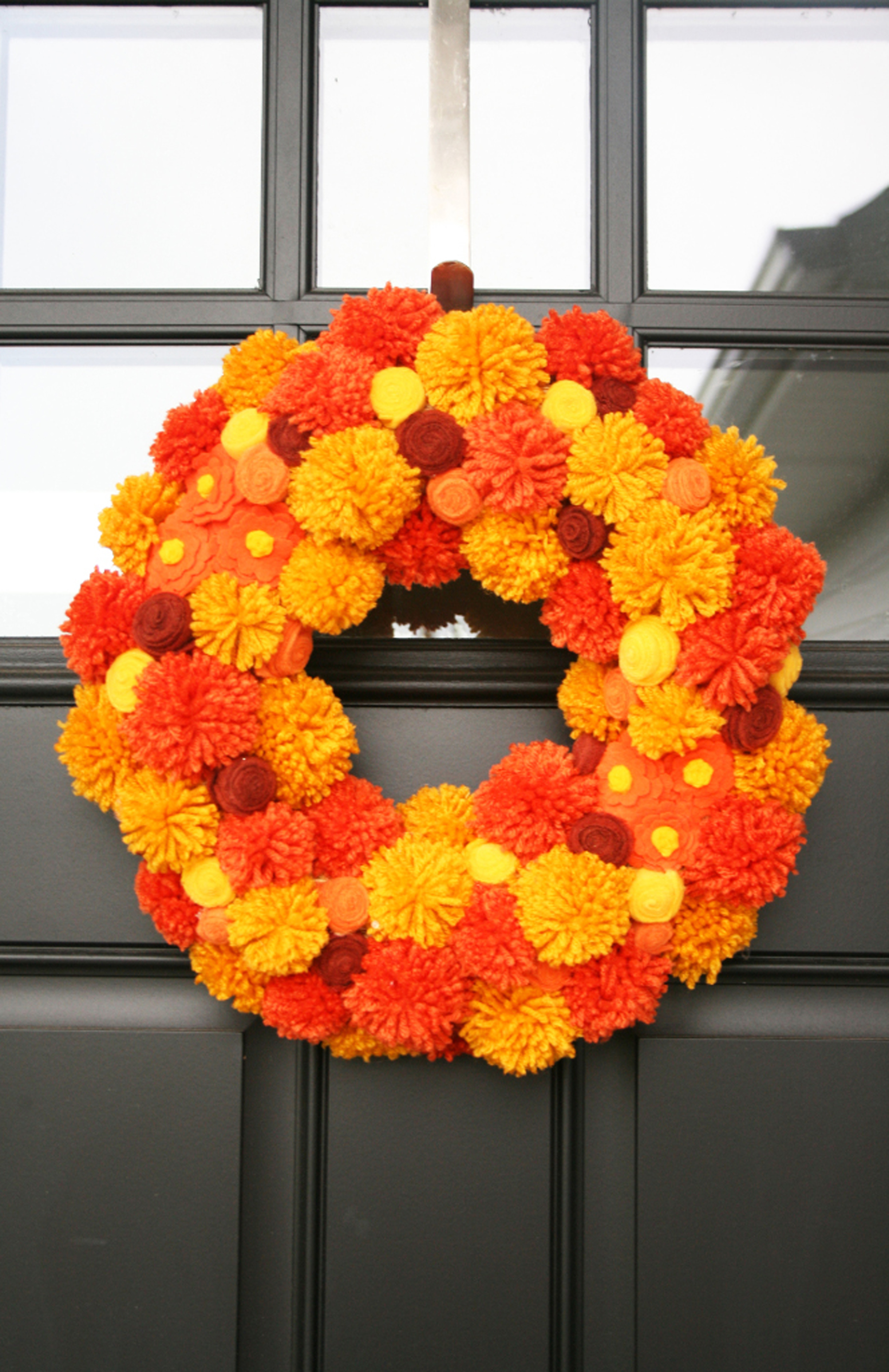 26 Easy DIY Fall Wreaths