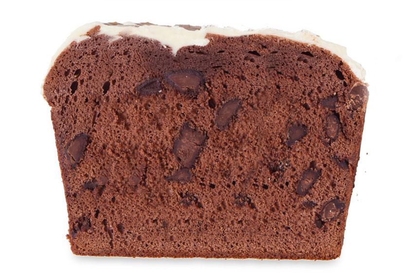 Triple Chocolate Pound Cake